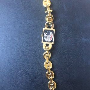 Gucci Accessories - gold Gucci watch. Needs repair.